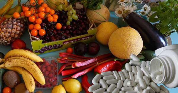 Health officials call for fruit 'n veg pill because 5 a day regime too tough