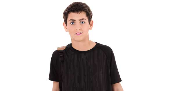 Teenage boy ostracised by peers after having actual conversation with adult